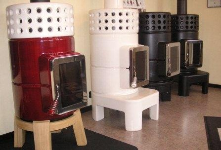 round stack stoves ofen lepke. Black Bedroom Furniture Sets. Home Design Ideas